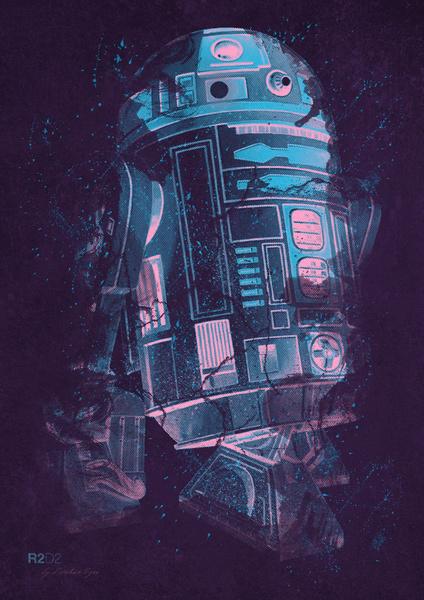 R2-D2 by Sitchko Igor