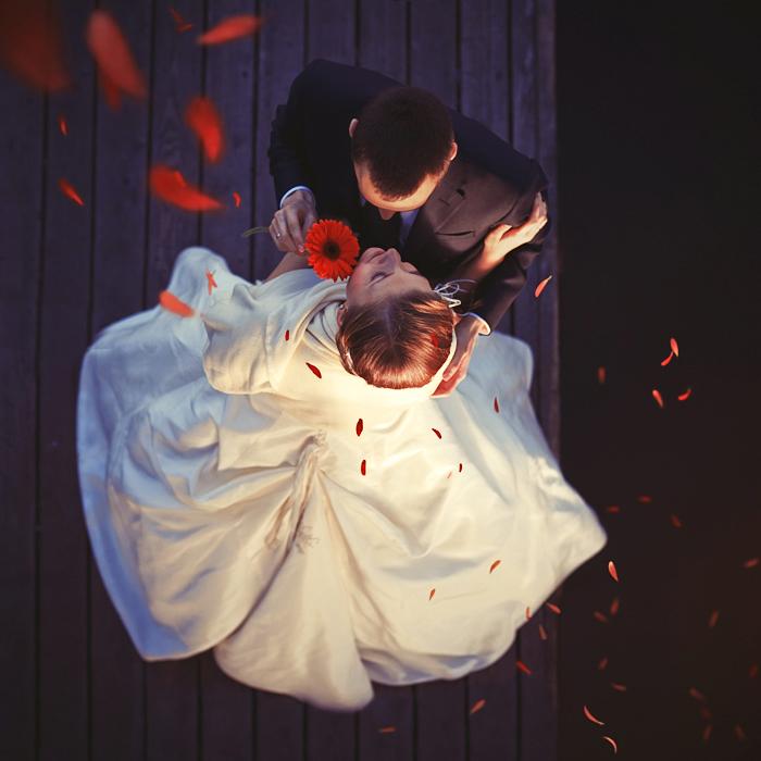 Send Her An Angel by Sanya Khomenko