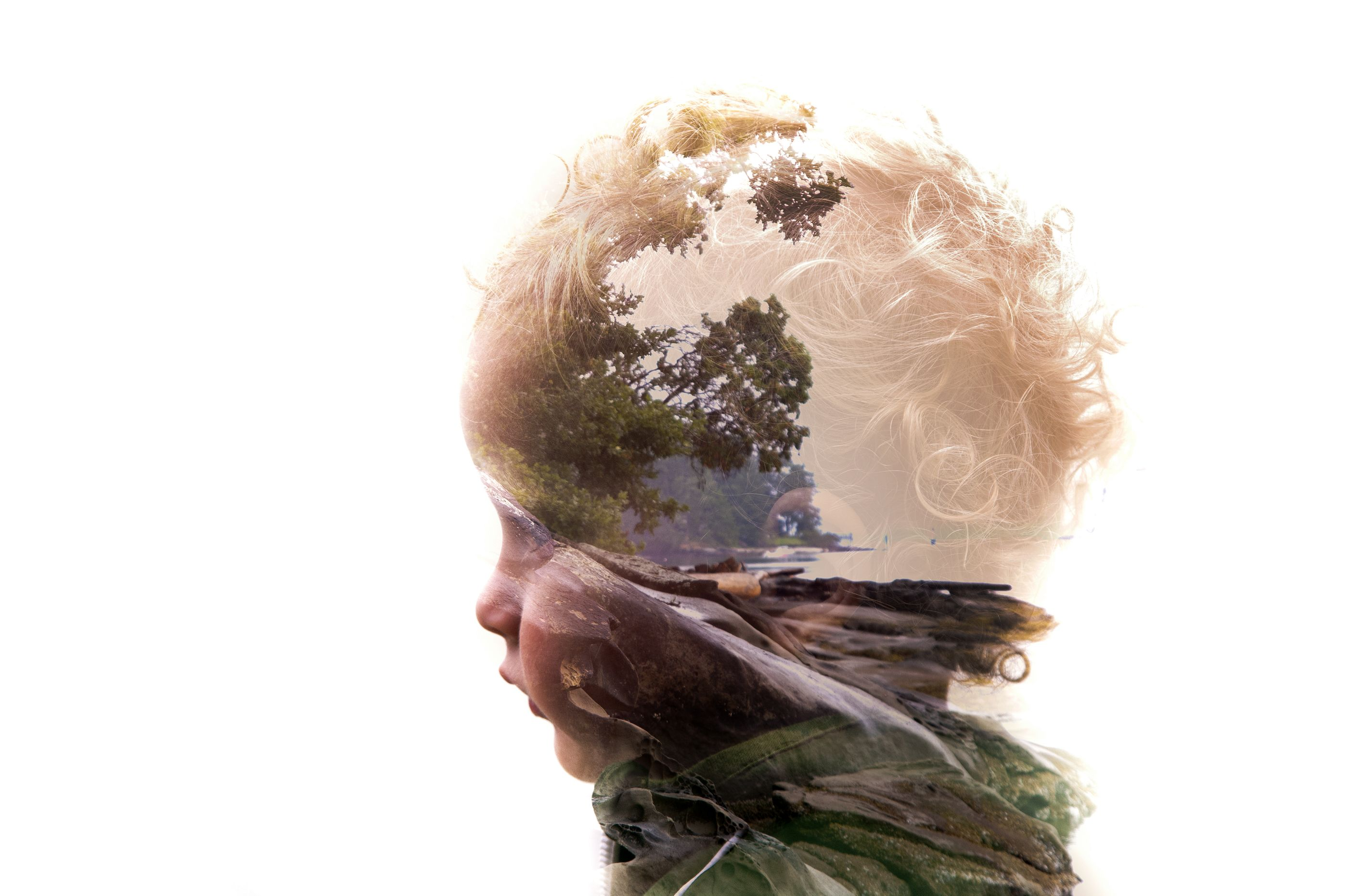 son 35 Incredible Examples of Double Exposure Photography
