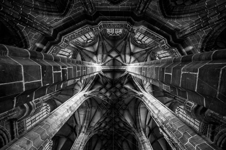 St.Lorenz ceiling by Hombre-cz