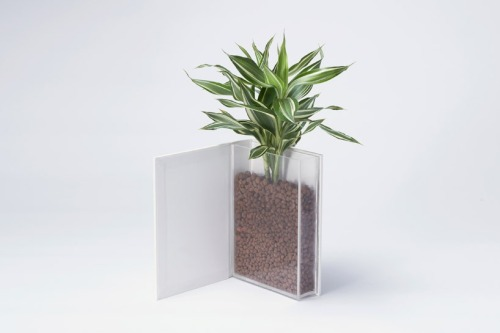 The Book Vase (by YOY Design)