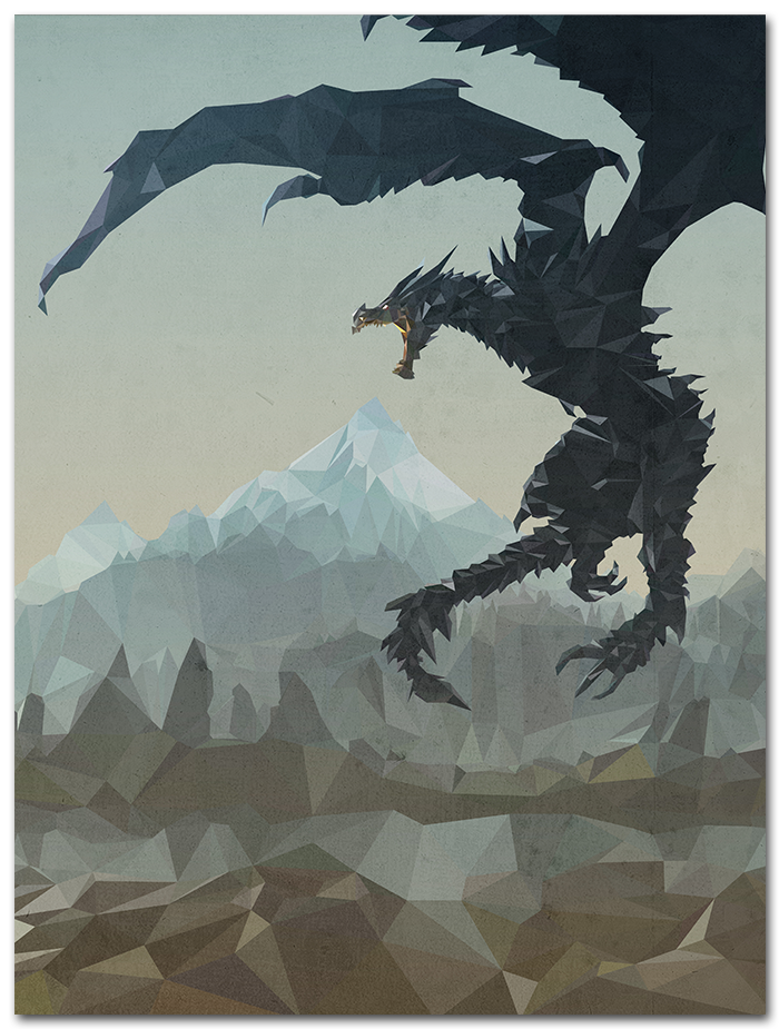 The Elder Scrolls by Vincent Petitot