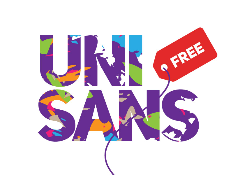 Uni Sans Free by Fontfabric