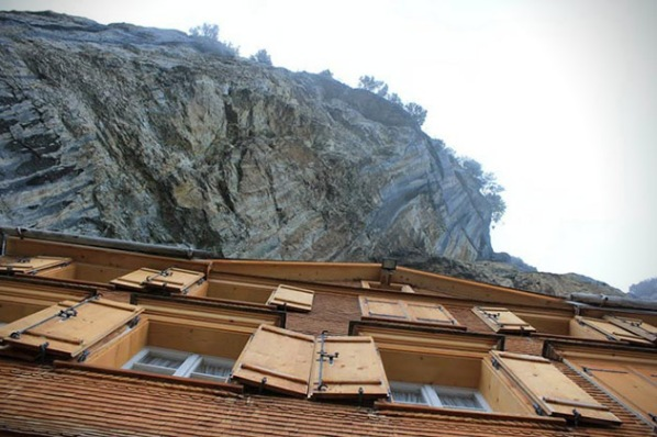 Berggasthaus Aescher Hotel1