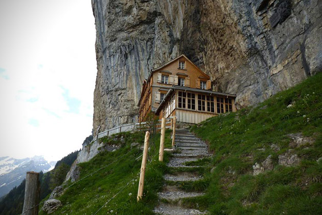 Berggasthaus Aescher Hotel4