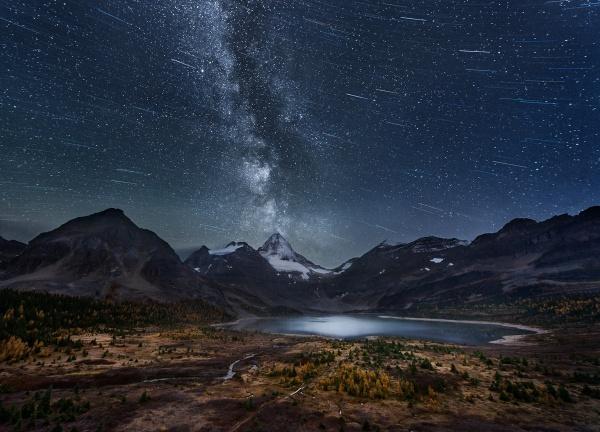 British Columbia, Canada by Adam Gibbs