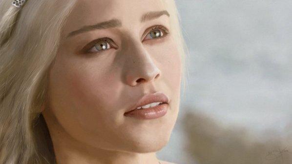 Daenerys Targaryen by skARTistic