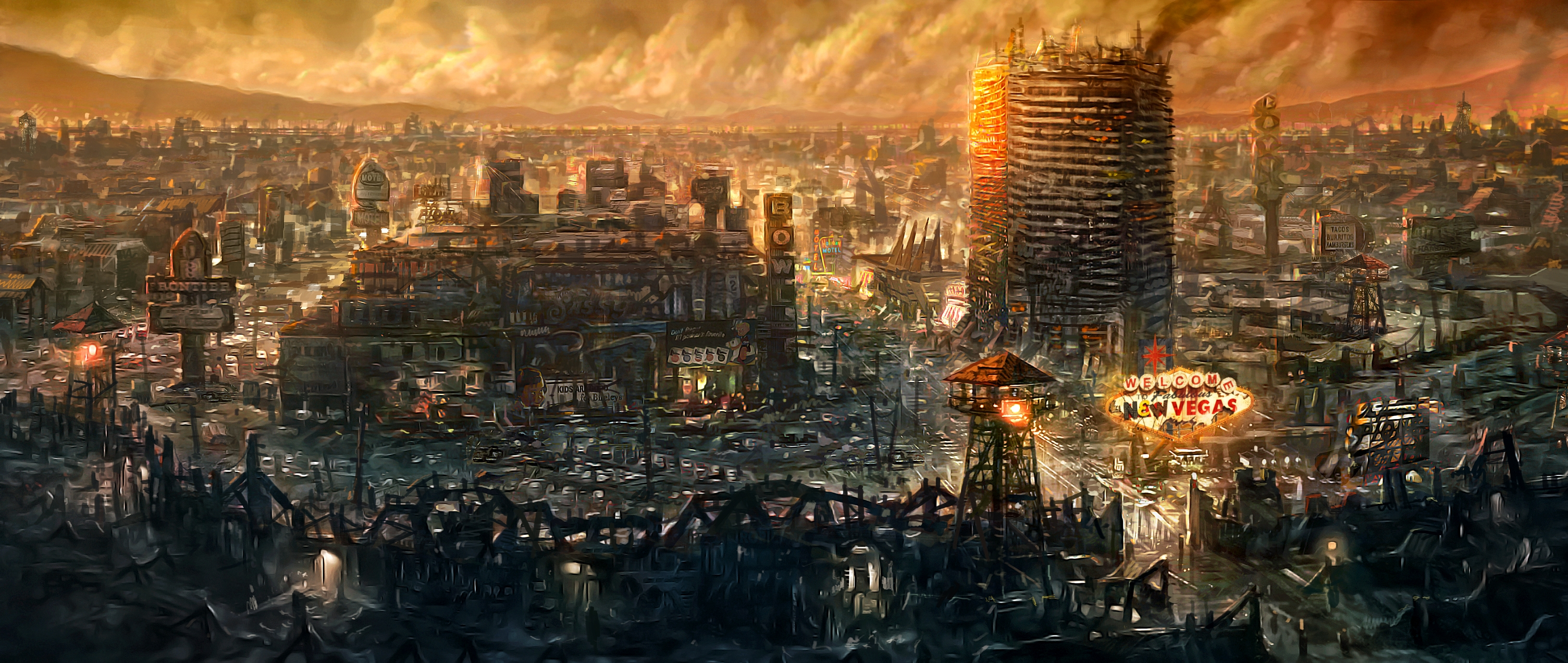 Fallout- New Vegas