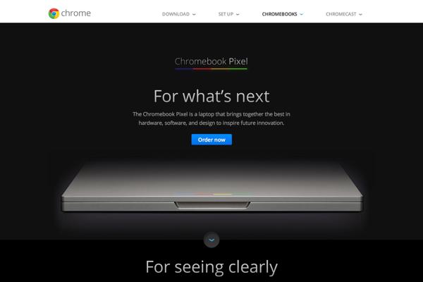 Google Chromebook Pixel (20141027)