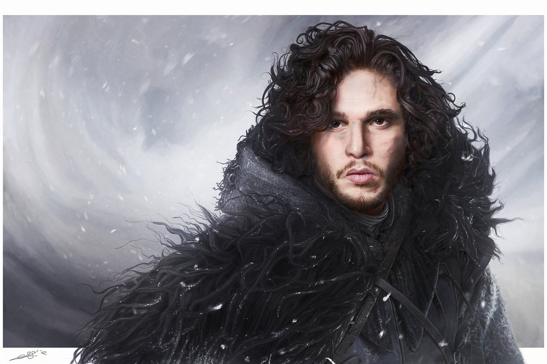 Jon Snow by MirkoStoedter