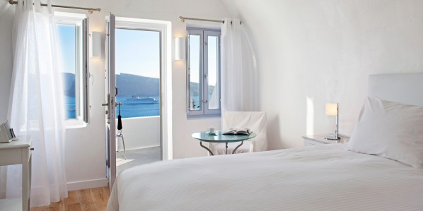 Katikies Hotel in Santorini, Greece2