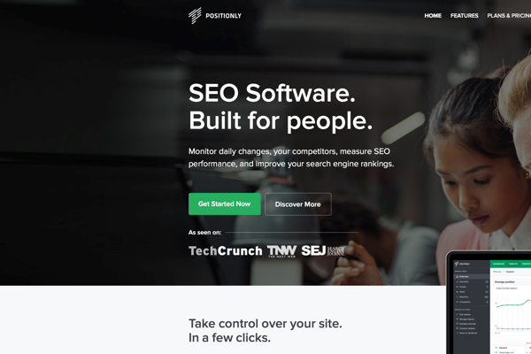 SEO Software - Positionly (20141027)