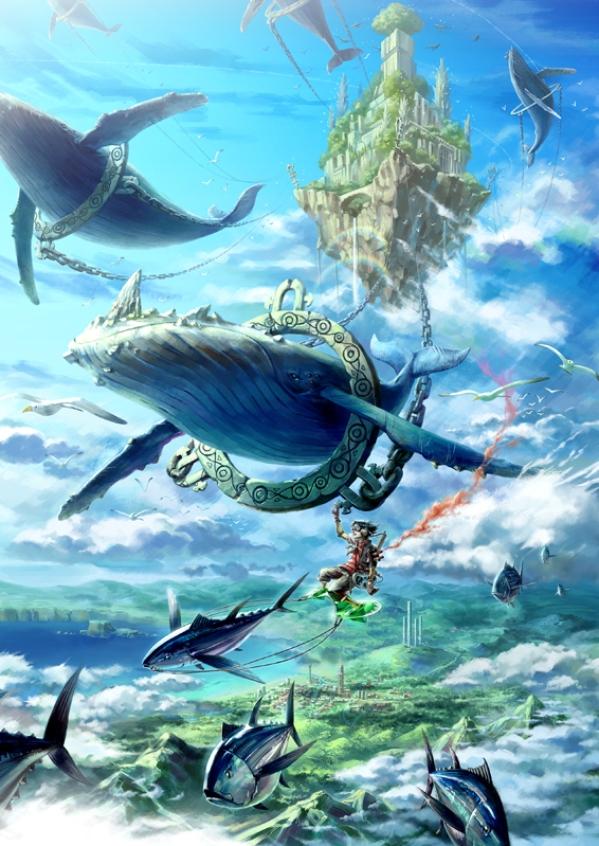 Skycastle by Oro-p