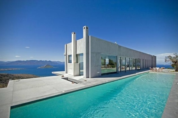 The Contemporary Concrete Residence2
