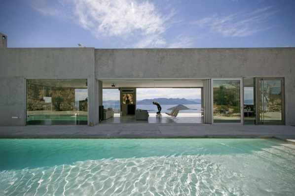The Contemporary Concrete Residence4