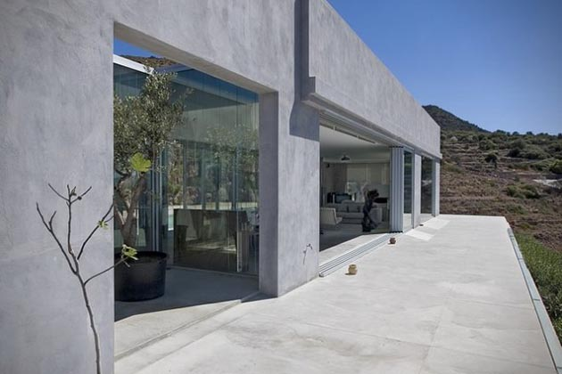 The Contemporary Concrete Residence5