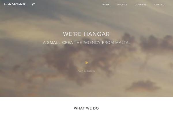 Web Design, Graphic Design, Mobile App Development, Video Production, Digital & Branding Malta | Hangar Creative Agency (20141027)