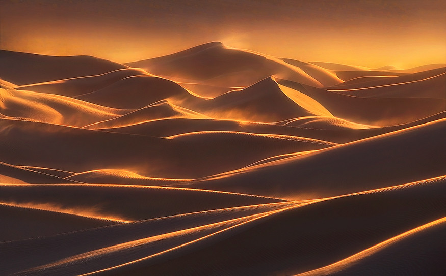 Winds of Gold by Marc Adamus