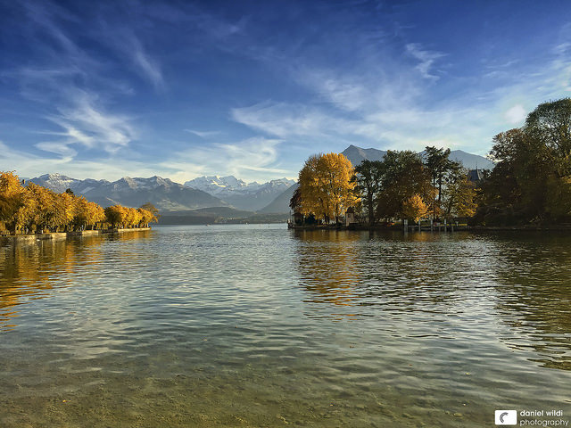 autumn by daniel wildi 20 Incredible Photos Taken With an iPhone 6