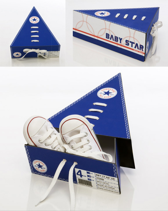 Baby Star Shoe Box by Ronny Poon