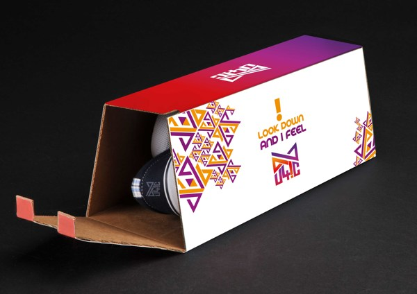 Euphoric Shoe Box Packaging by Indrajala Moturi1