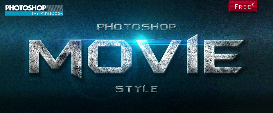 free photoshop movie style 750+ Free Photoshop Layer Styles