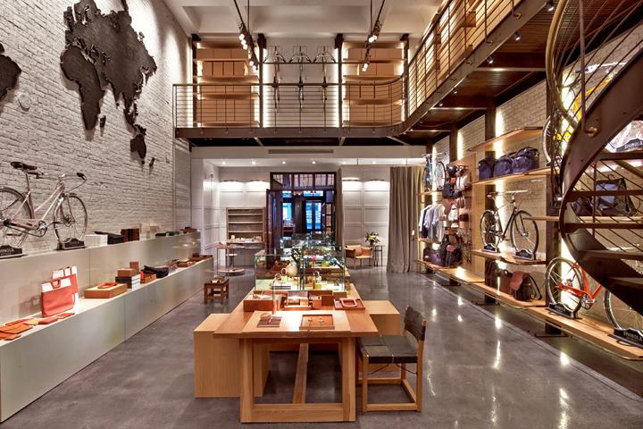 hinola Tribeca Flagship store, New York City