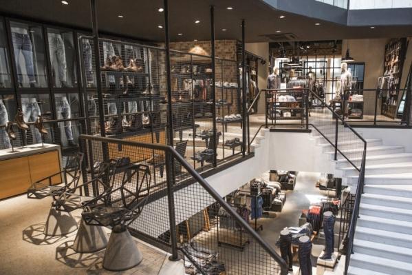 Jack & Jones store by Riis Retail, Bremen – Germany