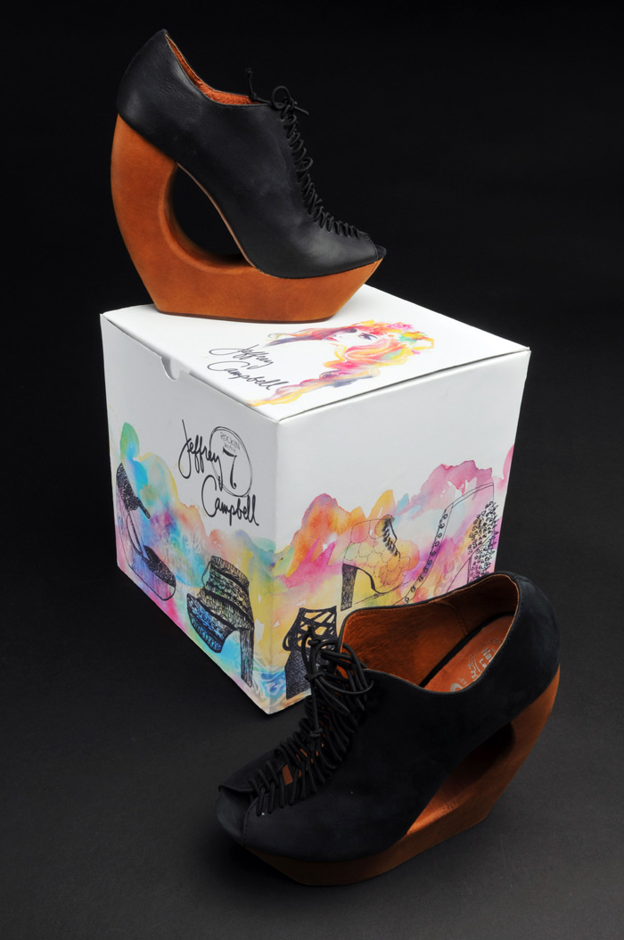 Jeffrey Campbell Shoes by Katy Verbrugge