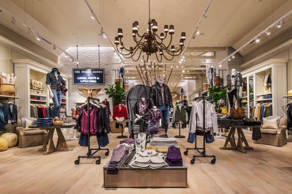 Lucky Brand in Beverly Hills by MNA, Los Angeles – US