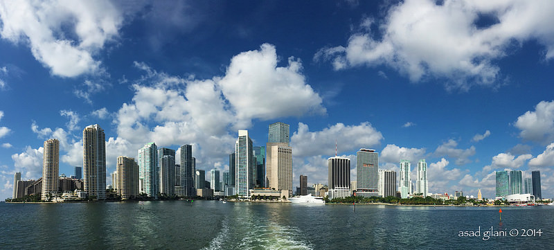 miami by asad 20 Incredible Photos Taken With an iPhone 6