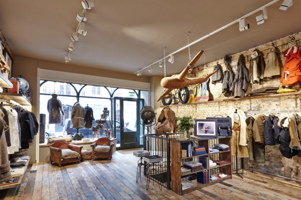 Nigel Cabourn store, London – UK