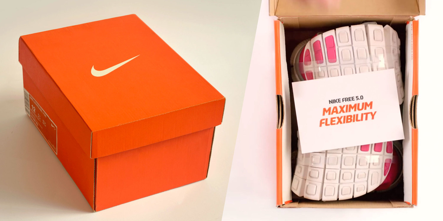 Nike Free Box by Publicis Impetu