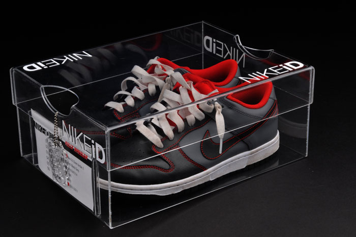 NikeID Custom Shoebox