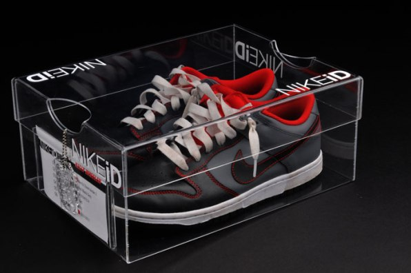 NikeID Custom Shoebox