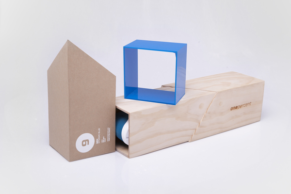 One percent packaging by Ryan Romanes1