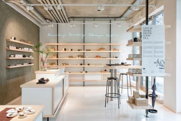 P & T store by Fabian von Ferrari, Berlin - Germany