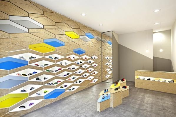 Suppakids sneaker store by ROK, Stuttgart - Germany