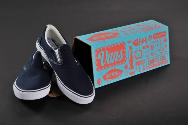 Vans Shoeboxes by Nate Eul