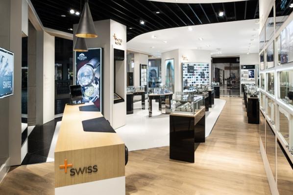 WSI flagship watch store by StartJG HK, Macau