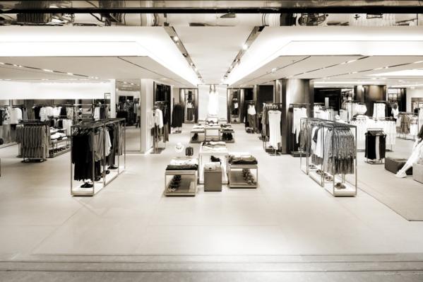 Zara store by Elsa Urquijo Architects, Hong Kong